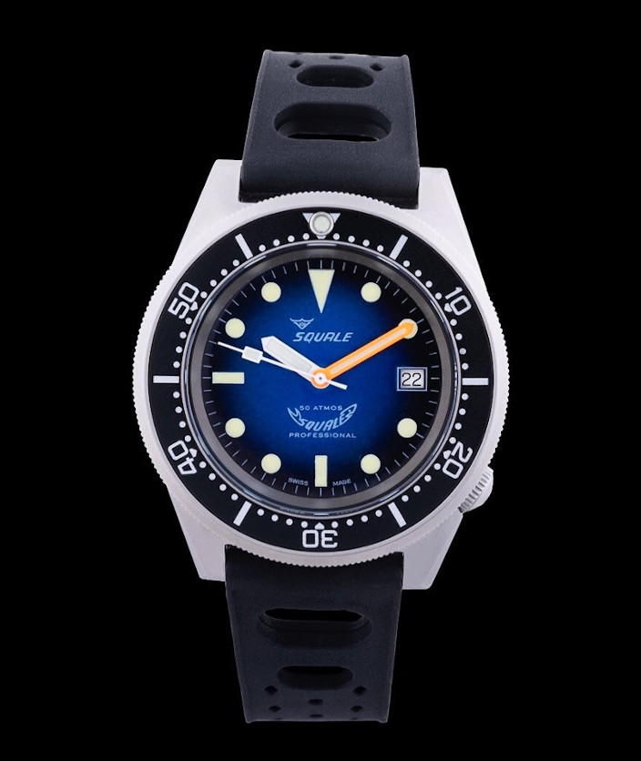 Squale Watch - 50 atmos - 1521