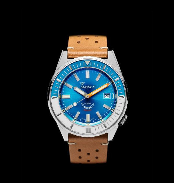 Squale Watch - 60 atmos