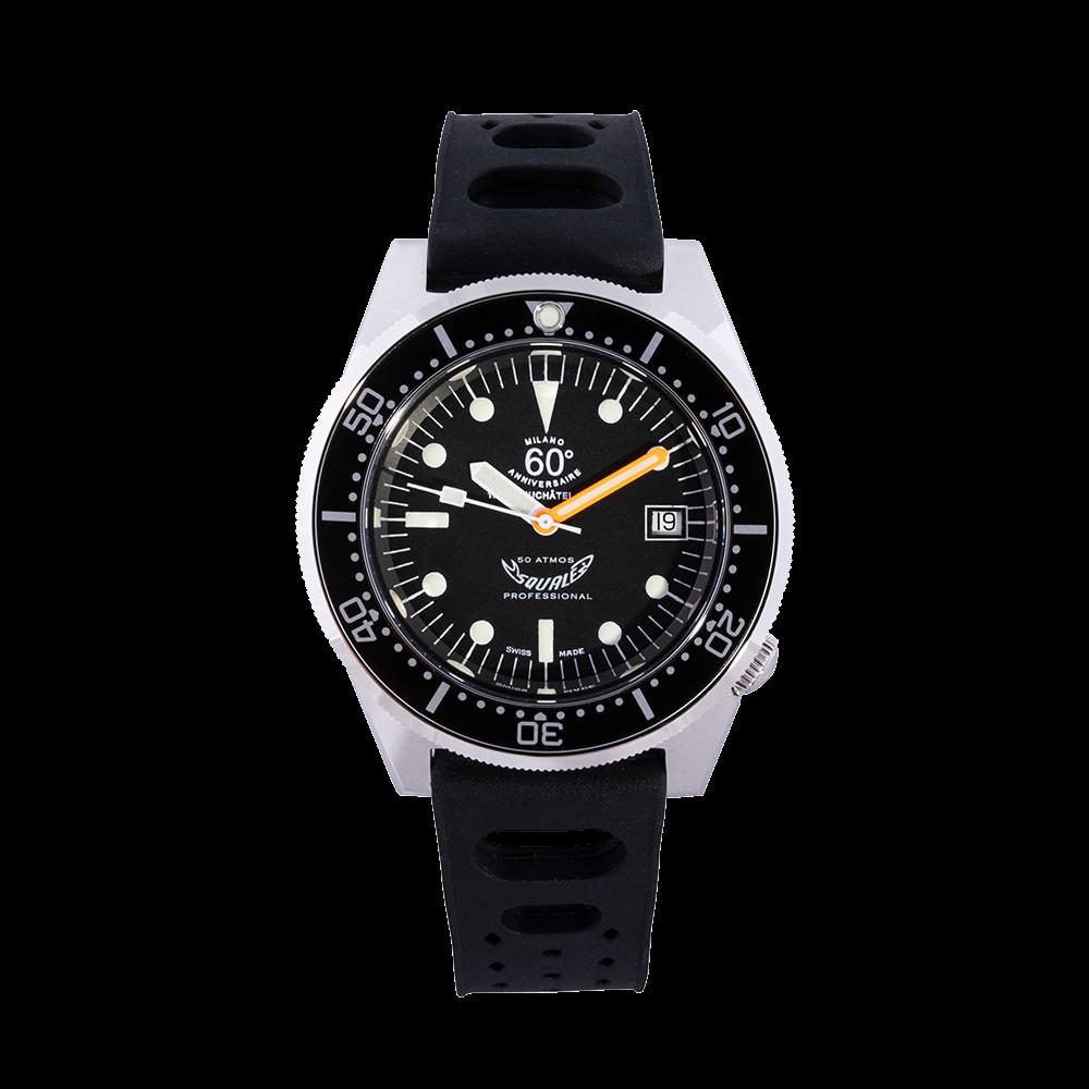 Squale 50 atmos Anniversaire Dive Watch