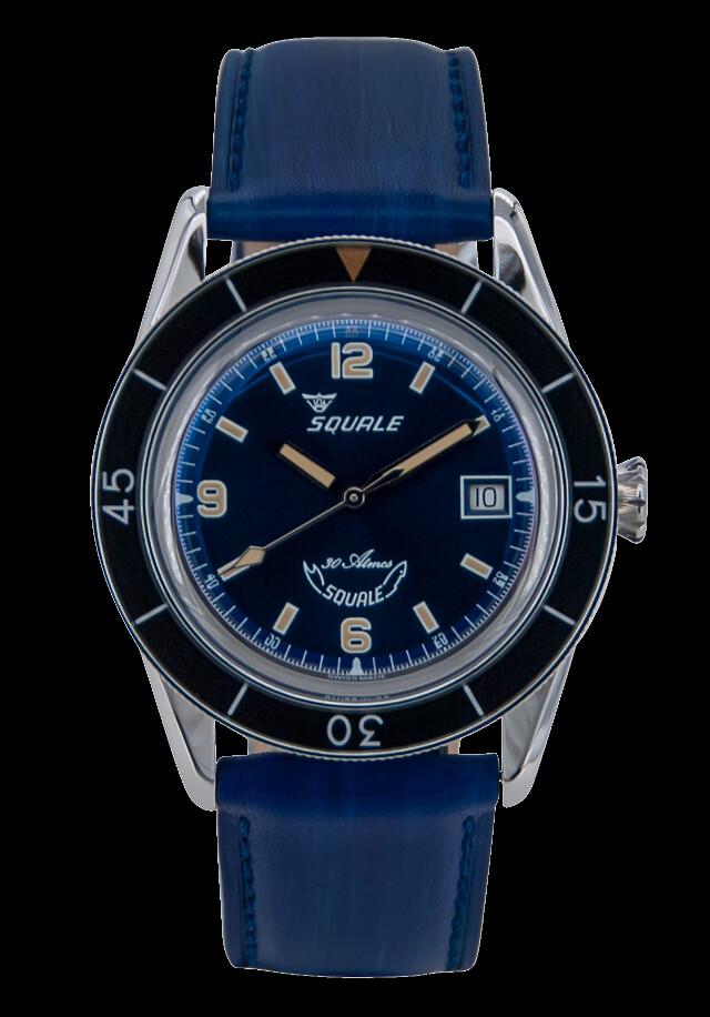 Squale Sub-39 Blue Dive Watch