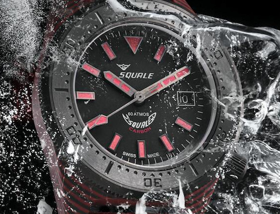 Squale T-183 Carbon Released