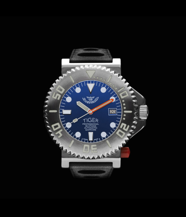 Squale Watch - Tiger
