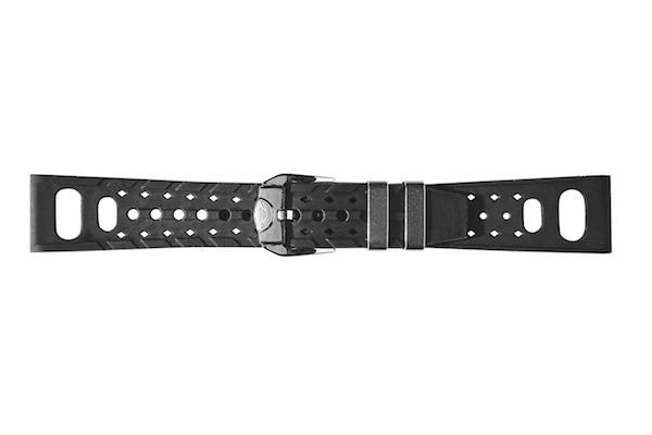 Squale New Tropic Rubber Watch Strap