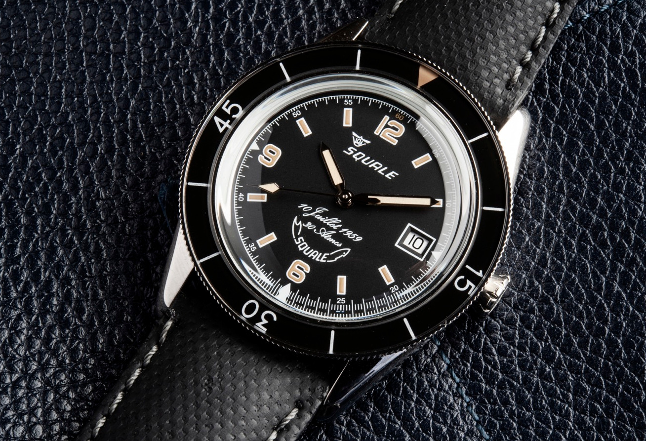 Squale 60 Year Limted Edition