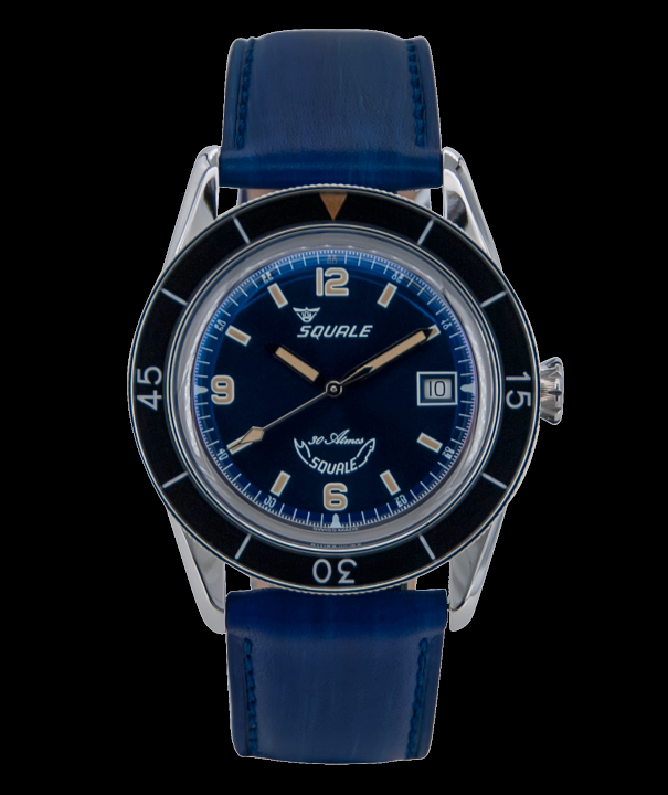 Squale Sub-39 Blue Dive Watch